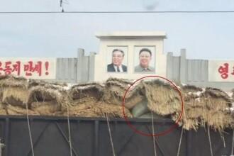 Trenul către Coreea de Nord, filmat de un turist. Încărcătura secretă, de la bord