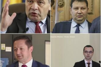 Lista miniștrilor care au anunțat oficial că se retrag din Guvern