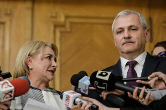 """Viorica Dăncilă, """"uimită"""" de comunicatul președinției: """"Să arate stenogramele"""""""