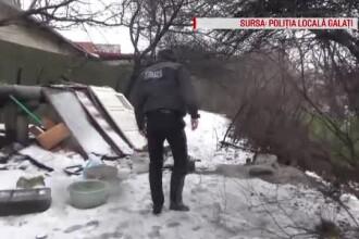 Patru oameni au murit de frig în Galaţi. O bătrână a fugit de acasă şi a îngheţat într-un canal