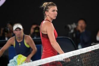 Halep va pierde locul 1 WTA dupa ce a fost învinsă de Wozniacki. Pe ce loc va ajunge