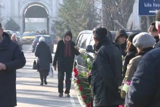 """Neagu Djuvara, înmormântat cu onoruri militare. """"Ultimul mare boier din cultura română"""""""