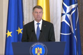 """Președintele Iohannis, la Consiliul European de la Bruxelles: """"Pentru noi, Brexitul arată foarte bine"""""""