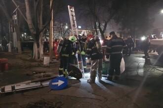 O conductă cu apă extrem de fierbinte a explodat în Capitală. Un muncitor a murit