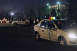 """Şofer Uber implicat în conflictul cu taximetrişti din Timişoara: """"M-au lăsat într-o baltă de sânge"""""""
