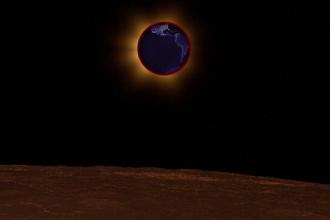 Eclipsă totală de Lună 31 ianuarie 2018: Superluna, luna albastră şi luna sângerie, simultan
