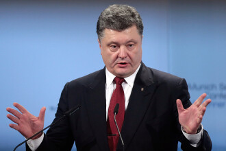 Petro Poroşenko: Biserica Ortodoxă Rusă ameninţă securitatea Ucrainei