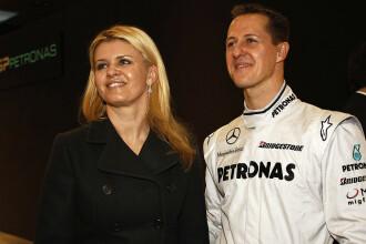 Mărturia emoționantă făcută de soția lui Schumacher, cu prilejul aniversării fostului pilot