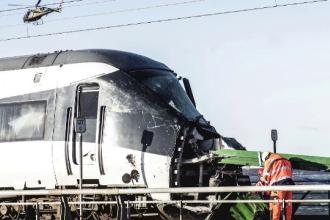 Nou bilanț al accidentului feroviar din Danemarca. Sunt 8 morți