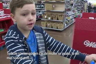 Gestul emoționant al unui copil de 9 ani, impresionat de oamenii fără adăpost