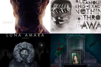 Cele mai bune albume și E.P.-uri rock & metal românești din 2018