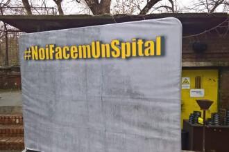 """Asociația care construiește un spital în București acuză statul român: """"Atac în stil mafiot"""""""