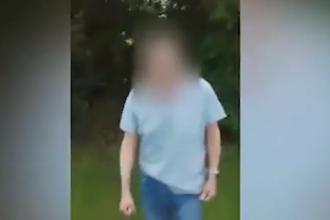 Momentul în care un bătrân a fost prins abuzând sexual o fată de 12 ani. Mărturia minorei