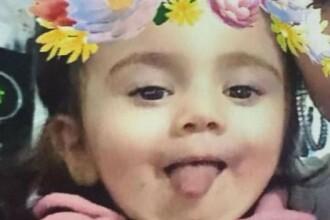 Poliția britanică în alertă! Maria, o fetiță româncă de doar 2 ani, a fost răpită