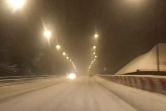INFOTRAFIC. Starea drumurilor, 7 ianuarie. Circulație întreruptă pe patru șosele