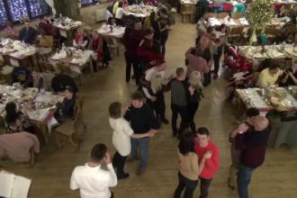 """Crăciunul pe rit vechi sărbătorit pe Valea Prahovei de moldoveni: """"Nu avem așa ierni la noi"""""""