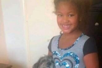 Fetiţă de 7 ani, împuşcată mortal după ce a fost confundată cu un gangster