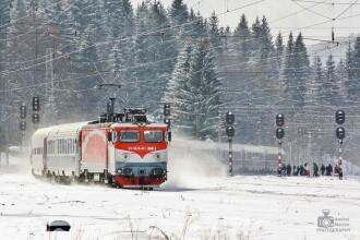 CFR Călători lansează oferta de călătorie Trenurile Zăpezii 2019. Prețurile biletelor