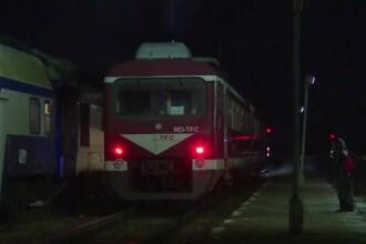 Un tren a accidentat mortal o persoană pe ruta Dor Mărunt - Lehliu