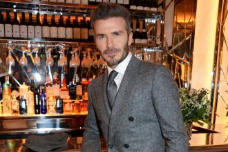 Fotografia cu David Beckham care i-a șocat pe fani. Motivul pentru care a pozat machiat