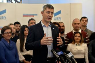 USR a depus un proiect de lege pentru revenirea la alegeri în două tururi pentru primari