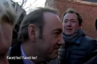 Kevin Spacey a pledat nevinovat și nu a scos niciun cuvânt în fața judecătorului