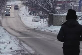 Trei oameni au murit din cauza gerului. Nou record de frig - minus 26,1 grade