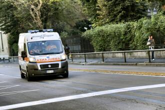 Un român din Italia a rămas fără mână sub ochii copiilor săi. Ce încerca să facă