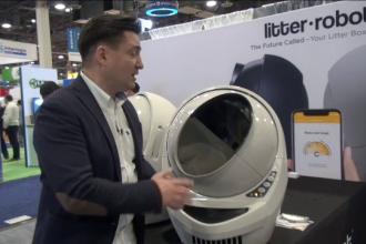 iLikeIT. Cele mai ciudate produse de la CES 2019: oglinda cu boxă și litiera cu bluetooth