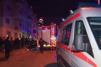 Femeia care şi-a înjunghiat mortal concubinul, internată la Spitalul de Psihiatrie Jebel