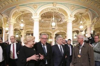 România a preluat președinția Consiliului UE. Discursurile lui Iohannis, Dăncilă și Juncker