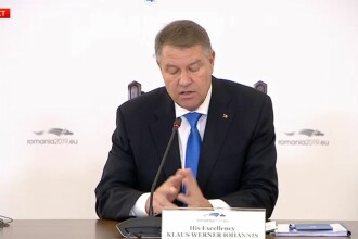 """Klaus Iohannis: """"Cred că suntem bine pregătiți pentru perioada dificilă"""""""
