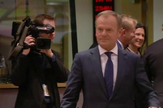 """Românul care a tradus discursul lui Donald Tusk: """"Cea mai mare parte a scris-o singur"""""""