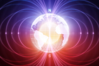 Polul Nord magnetic s-a mutat în mod misterios. Toate hărţile ar putea fi greşite