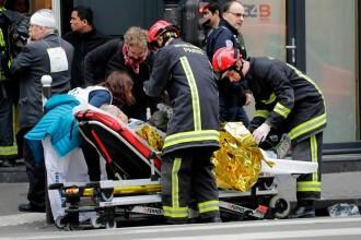 """Explozia din Paris. Primele mărturii: """"Copiii erau panicați, nu puteau ieși din cameră"""""""