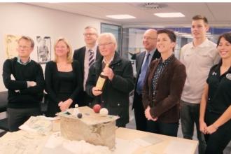 O capsulă a timpului veche de jumătate de secol, descoperită la o universitate. VIDEO