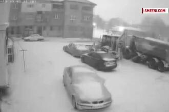 Explicația furtunii cu tunete și fulgere, în plină iarnă, din Buzău