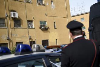 O româncă din Italia şi-a bătut toată familia, apoi a fugit cu copilul.
