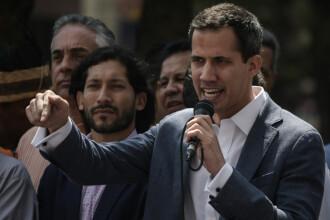 Mesajul lui Guaido după ce Iohannis l-a recunoscut drept președintele Venezuelei