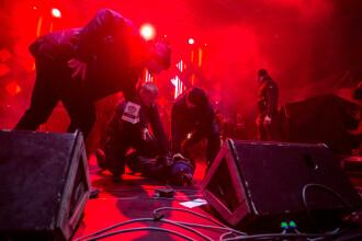 Primarul din Gdansk, înjunghiat pe scenă în fața a mii de persoane. VIDEO cu momentul