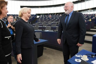 """OUG7. Scrisoare dură transmisă de Timmermans Vioricăi Dăncilă: """"Este dezamăgitor"""""""