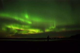 Aurora boreală, un pericol pentru turiști. Ajung să își piardă viața pe șoselele islandeze