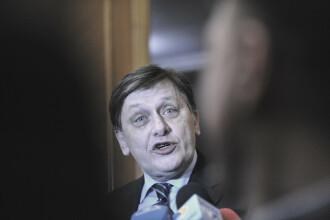 """Crin Antonescu nu renunță la europarlamentare: """"Eu sunt cât se poate de anti-pesedist"""""""