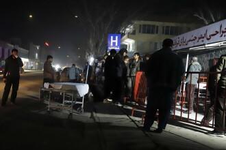 Masacru în Kabul, după ce o maşină-capcană a explodat într-un complex rezidenţial
