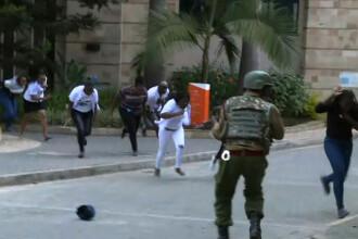 Atac la un complex modern din Kenya. Explozii și focuri de armă