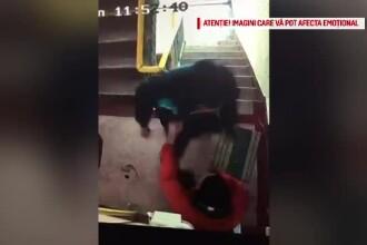 Trecutul violent al bărbatului care a atacat un bătrân în Galați. De ce l-a urmărit
