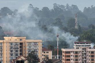 15 oameni au murit, după atentatul de la un complex din Kenya. FOTO