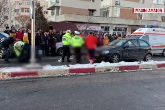 Trei femei, lovite în plin pe trecere în Argeș. Explicația ciudată a șoferului