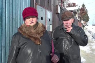 Ce spune vecina asistatului social din Vaslui care a chemat poliția să îi curețe drumul