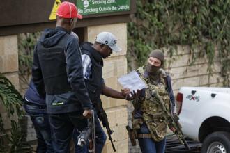 Soldatul SAS devenit erou după ce s-a luptat singur cu atentatorii din Nairobi